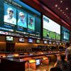 Casino Sports Betting Love LED Video Walls